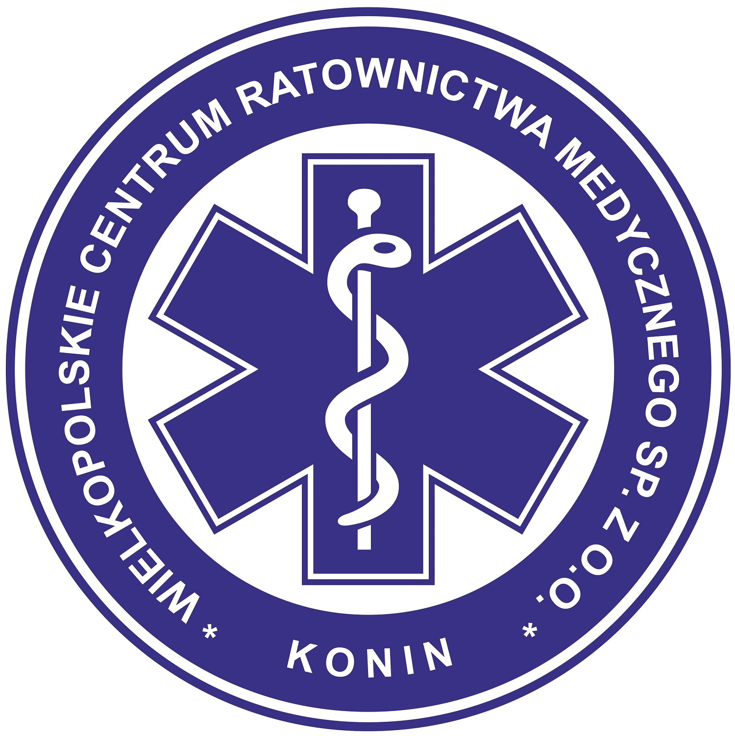 Logo Wielkopolskiego Centrum Ratownictwa Medycznego
