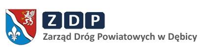 Logo Zarządu Dróg Powiatowych w Dębicy