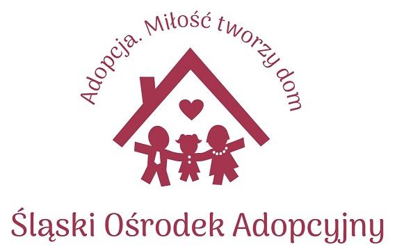 Logo Śląskiego Ośrodka Adopcyjnego