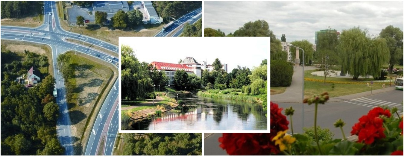 Zdjęcia miasta Piły.
