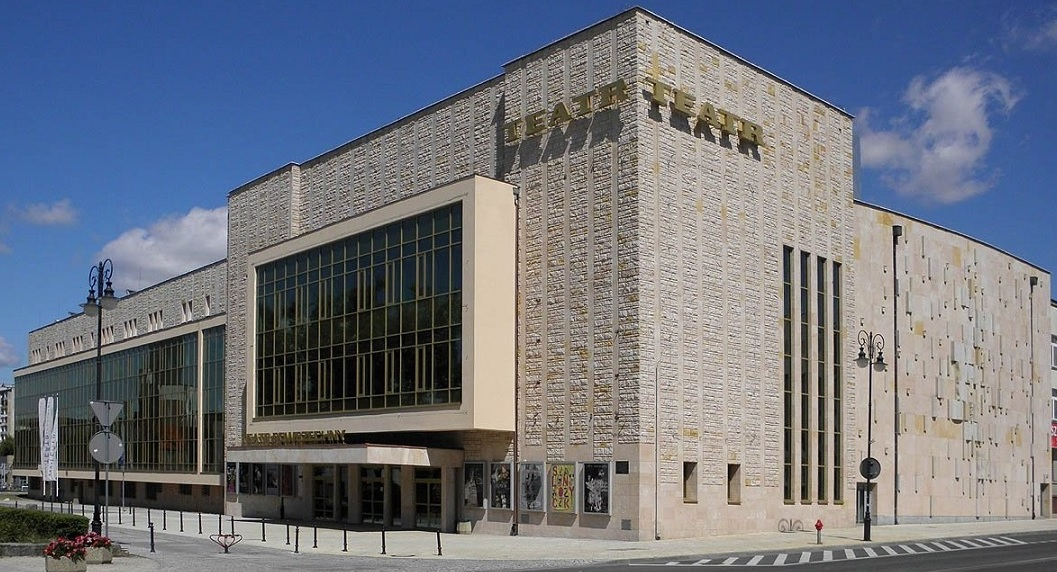 Gmach Teatru Powszechnego im. Jana Kochanowskiego w Radomiu