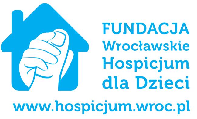 Logo Fundacji Wrocławskie Hospicjum dla Dzieci