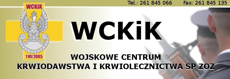 Banner graficzny WCKiK