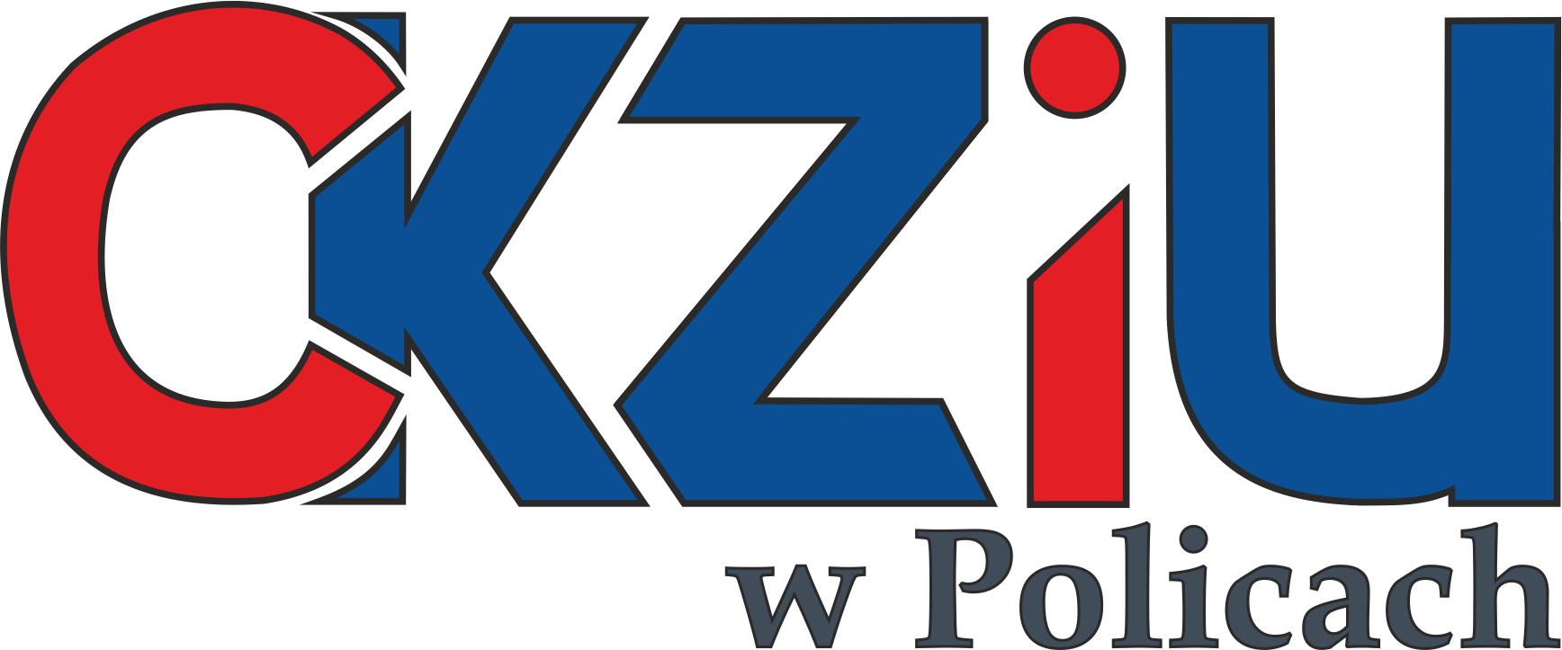 Logo Centrum Kształcenia Zawodowego I Ustawicznego w Policach
