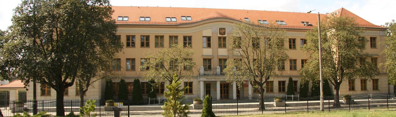 Siedziba Wojewódzkiego Sądu Administracyjnego w Gorzowie Wielkopolskim
