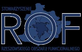 Logo Stowarzyszenia Rzeszowskiego Obszaru Funkcjonalnego
