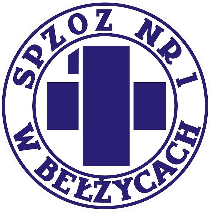 Logo Samodzielnego Publicznego Zakładu Opieki Zdrowotnej Nr 1 w Bełżycach