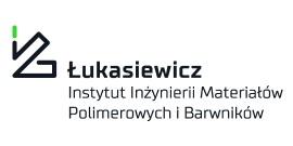 Logo Instytutu Inżynierii Materiałów Polimerowych i Barwników